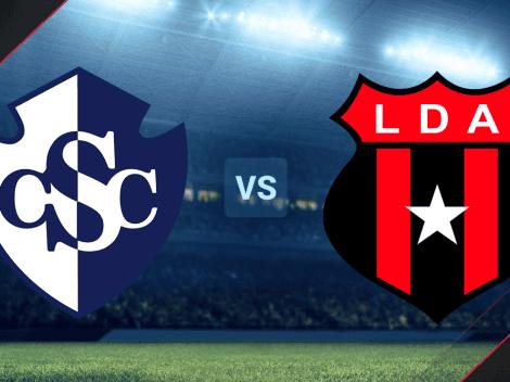 Cartaginés vs. Alajuelense EN VIVO por la Liga Promerica de Costa Rica   Hora, canal de TV y minuto a minuto