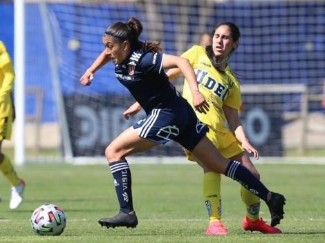 La U derrotó al Campanil y selló su paso a las semifinales del Fútbol Femenino