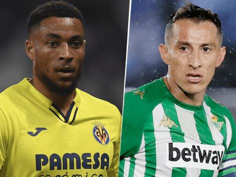 EN VIVO: Villarreal vs. Real Betis por La Liga