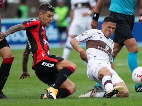 Mucho público, pocos goles: Platense y Patronato empataron sin goles en Vicente López