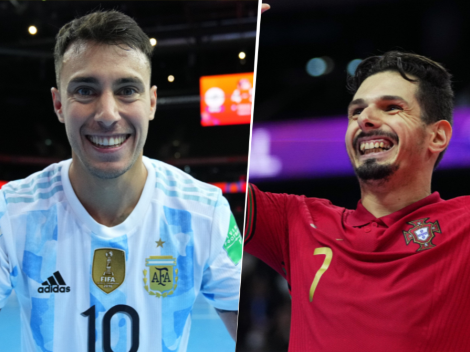 EN VIVO: Argentina vs. Portugal por la final del Mundial de Futsal