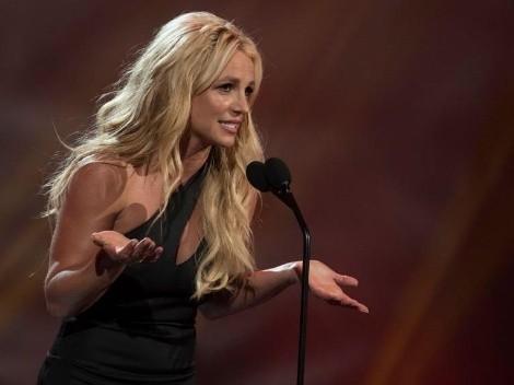 Así festejó Britney Spears ser liberada de su padre