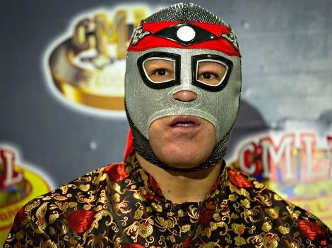 Octagón pide una millonada por exponer su máscara