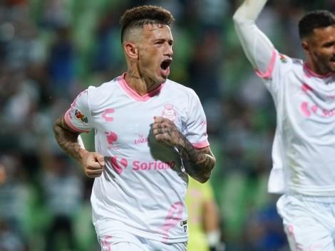 Brian Lozano fue el guía de la victoria de Santos en Torreón
