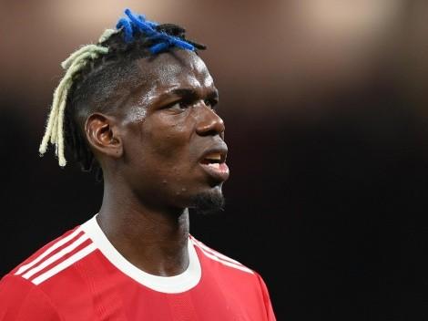 Manchester United le pone fecha límite a Pogba