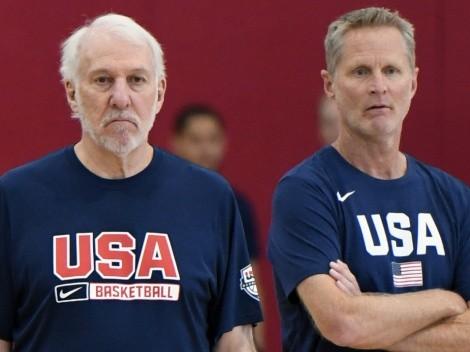Gregg Popovich ya tiene candidato para reemplazarlo como entrenador en el Team USA
