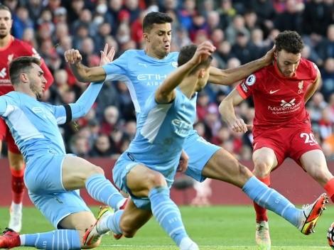 Liverpool e Manchester City ficam no 2 a 2 em um jogaço pela Premier League; confira os melhores momentos