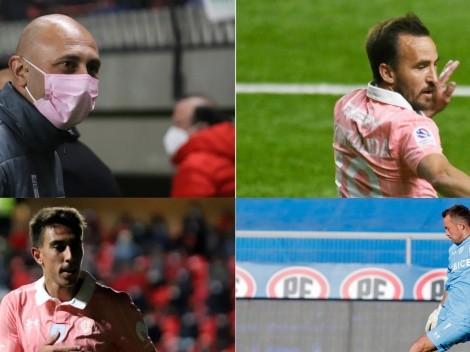 Paulucci se refiere a Fuenzalida, Valencia y Pérez