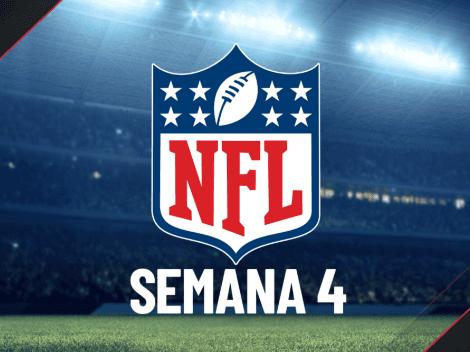 NFL 2021: Todos los resultados de la Semana 4 de la temporada regular