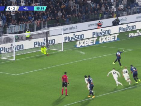 Aparece Duván en modo 'alma de Atalanta': gol para darle un respiro ante Milan