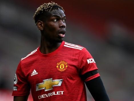 Manchester United traça estratégia para renovar com Pogba, diz jornal