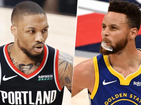 EN VIVO: Portland Trail Blazers vs. Golden State Warriors   Pronóstico, horario, streaming y canal de TV para ver EN DIRECTO ONLINE la Pretemporada de la NBA 2021