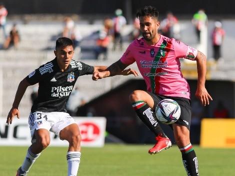 Luis Jiménez cree que lo más justo era un empate entre Colo Colo y Palestino
