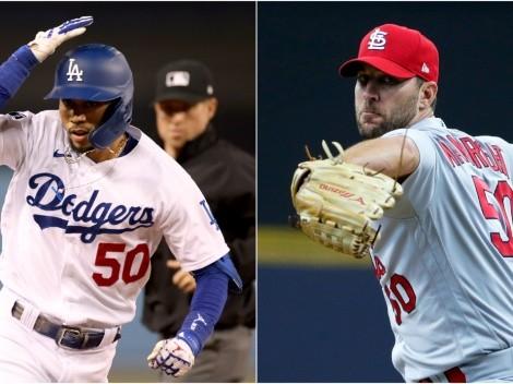 Los Dodgers juegan el Comodín contra uno de los pitchers más temibles
