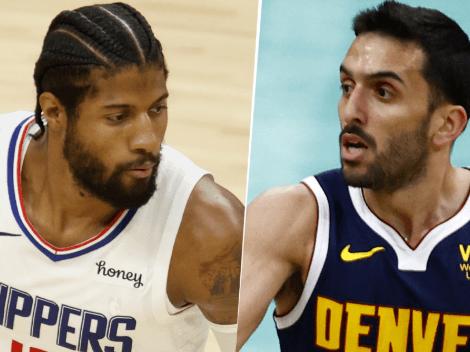 EN VIVO: Los Angeles Clippers vs. Denver Nuggets   Pronóstico, horario, streaming y canal de TV para ver EN DIRECTO ONLINE la Pretemporada de la NBA 2021