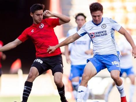 La Sub-20 vuelve al triunfo vs Xolos con golazo de Josué Reyes