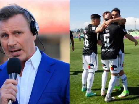 """Barticciotto: """"Por ser el puntero del Campeonato uno debería exigirle más"""""""