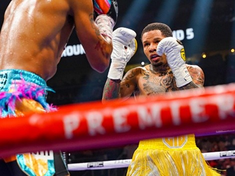 Gervonta Davis: Las opciones que maneja para su próxima pelea