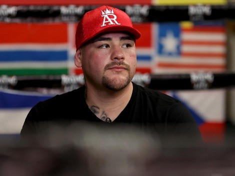 Andy Ruiz tiene malas noticias pensando en su próxima pelea