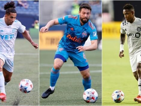 Los jugadores más destacados de la Semana 29 en MLS 2021