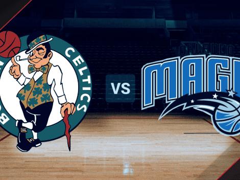 VER HOY   Boston Celtics vs. Orlando Magic EN VIVO por la Pretemporada NBA: Pronóstico, horario, canal de TV y streaming EN DIRECTO