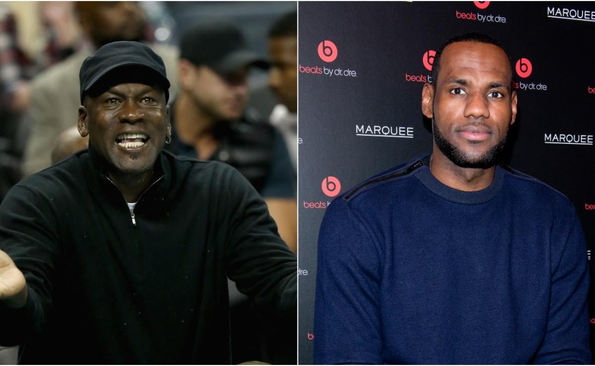 El récord de LeBron James que Michael Jordan nunca podrá conseguir