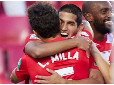 Abram habló sobre el desafío de jugar en la Liga española y el deseo que tiene con la Selección