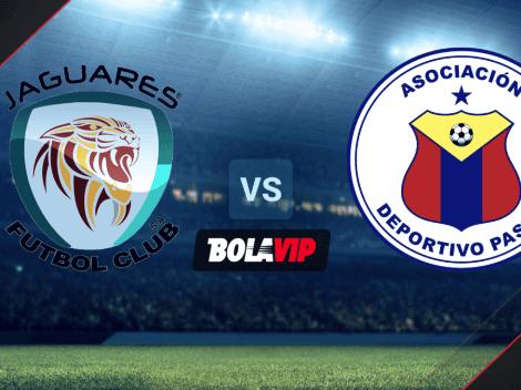 ◉ EN VIVO:Jaguares de Córdoba vs. Deportivo Pasto