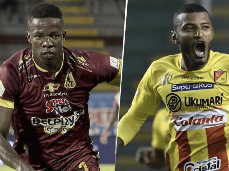 ◉ EN VIVO: Deportes Tolima vs. Deportivo Pereira