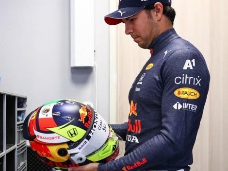 Sergio 'Checo' Pérez y la promesa a Red Bull que los emociona