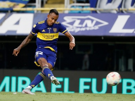 Sorpresa en Boca: ¿Villa vuelve a jugar frente a Lanús?