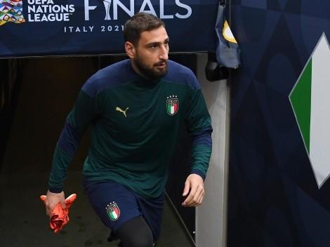 """Hinchas de AC Milan contra Donnarumma: """"Nunca serás bienvenido"""""""