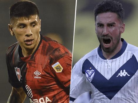 EN VIVO: Newell's vs. Vélez por la Liga Profesional