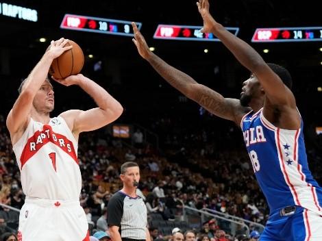 VER HOY | Philadelphia 76ers vs. Toronto Raptors: Pronóstico, fecha, hora y canal de TV para ver EN VIVO ONLINE la Pretemporada de la NBA 2021