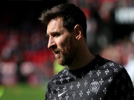 ¿The Last Dance? Messi podría juntarse con un viejo conocido en PSG