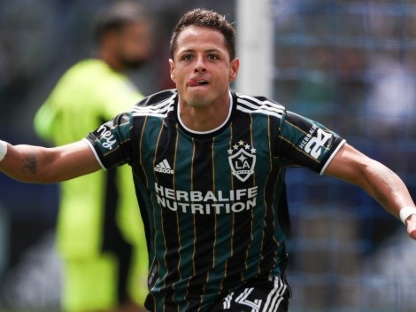 Why isn't Chicharito Hernandez playing for Mexico in Concacaf World Cup Qualifying?