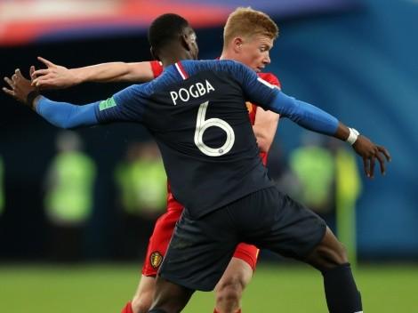 Los duelos a seguir en Bélgica vs. Francia