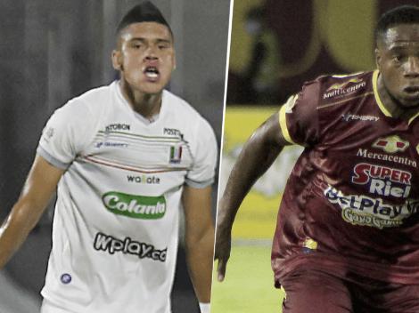 EN VIVO: Once Caldas vs. Deportes Tolima