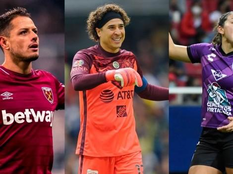 Los 7 deportistas mexicanos con más seguidores y relevancia en Instagram