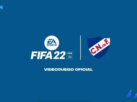 EA Sports anuncia una colaboración con el Nacional uruguayo para FIFA 22