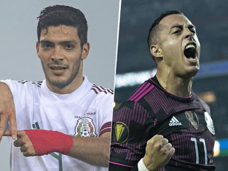 ¿Raúl Jiménez y Funes Mori juntos como titulares? Martino respondió