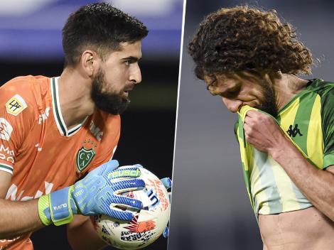 EN VIVO: Sarmiento vs. Aldosivi por la Liga Profesional