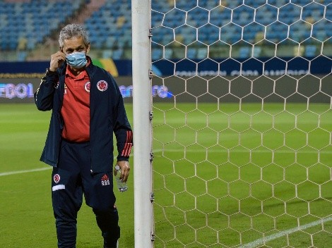 Las dos preocupaciones de Reinaldo Rueda para el partido contra Uruguay