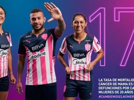 7 equipos de la Liga MX que se vistieron de rosa en la lucha contra el cáncer de mama
