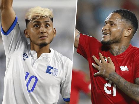 EN VIVO: El Salvador vs. Panamá por Eliminatorias Concacaf
