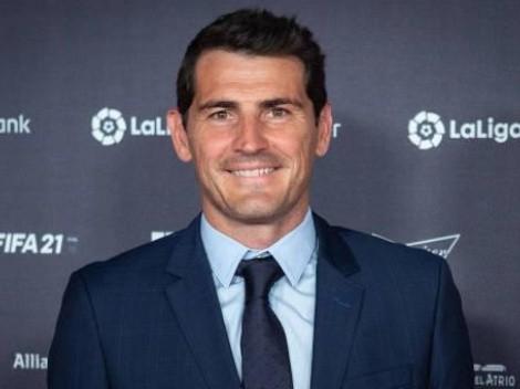 ¿A qué vino Iker Casillas a México y con quién se reencontró?