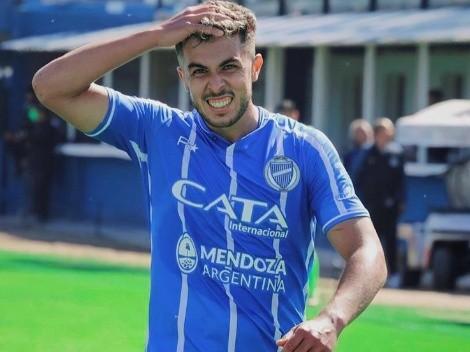 Martín Ojeda convirtió 7 goles en sus últimos 7 partidos