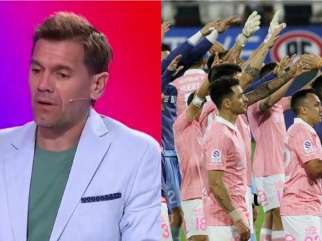 """Villanueva: """"La UC jugó bien el primer tiempo, en el segundo como con Poyet"""""""