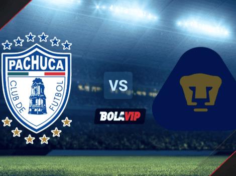 Qué canal transmite Pachuca vs. Pumas UNAM por el Torneo Grita México A21 de la Liga MX Femenil