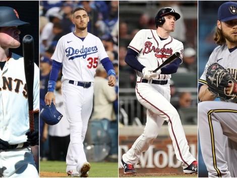 OFICIAL: Así quedaron las llaves de la Postemporada MLB 2021 en Liga Nacional